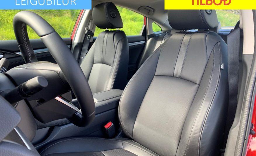2019 Honda Civic Executive