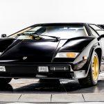 Lamborghini Countach er allarhelst tann mest ikoniski bilurin nakrantíð