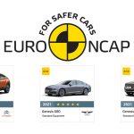 Euro NCAP: Citroën C4 fær 4 stjørnur
