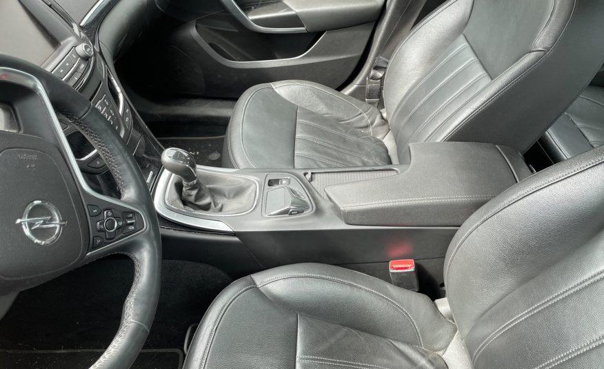 2015 Opel Insignia Cosmo 2.0