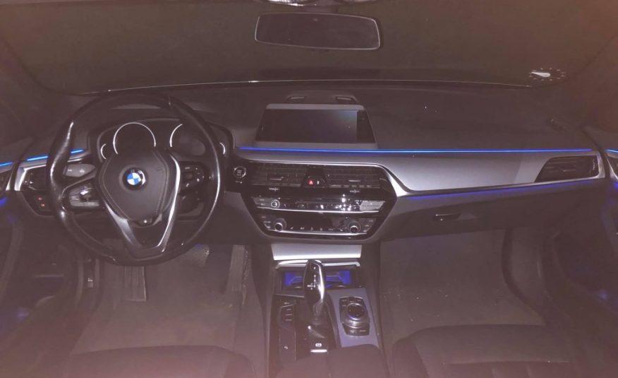 2018 BMW 520d 2.0