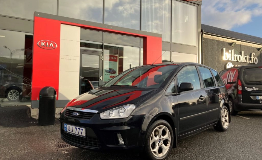 2010 Ford C-Max 1.6
